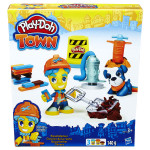 Play-Doh town figurka se zvířátkem - mix variant či barev
