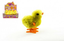 Kuřátko na klíček 8cm plyš