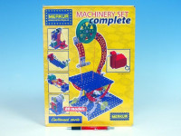 Stavebnica MERKUR Machinery set Complete 80 modelov