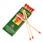 zápalky na sviečky 10cm (15ks)