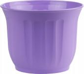 Obal Murano - fialový 22 cm