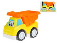 Auto sklápačka veselé 25 cm voľný chod