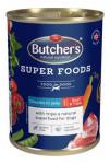 Butcher 's Dog Superfood držky a hovädzie konz. 400g