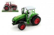 Traktor plast 24cm na setrvačník - mix barev