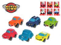 Auto 7,5 cm - mix variantov či farieb - VÝPREDAJ
