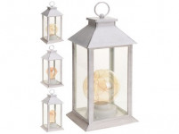 lucerna LED 29x14x14cm sklo / PH BI - mix variantov či farieb