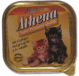 Athena cat junior van. paštéta - hydina 100 g