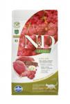 N & D GF Quinoa CAT Urinary Duck & Cranberry 1,5kg