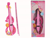 MMW Housle elektronické růžové