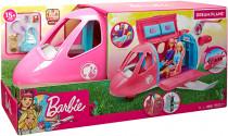 Barbie lietadlo snov