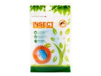 Repelentní náramek proti hmyzu pro děti i dospělé, 100% přírodní, modrý