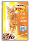 Friskies cat kaps. ve Šťávě s kuřetem 100 g
