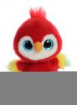 Plyšová Papagáj Yoo Hoo Lora 15 cm