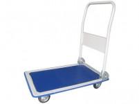vozík plošinový 730x475x820mm, kolesá 100mm plná, nosn.150kg