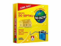 Čistič septikov BIO-P1 100g