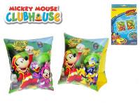 Rukávky Mickey / Minnie nafukovacie 23x15 cm - mix variantov či farieb