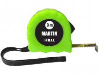 meter stáčacie 3m MARTIN