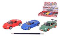 Porsche kov matný lak zpětný chod - mix variant či barev