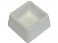 miska štvorec 90x90x50mm (malá) betón (48)