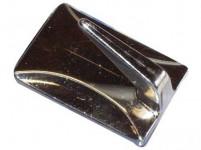 háčik qf samolepiace obdĺžnikový plastový, Str (3ks) 1084