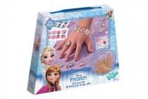Šperky + obtisky na nehty Ledové království/Frozen