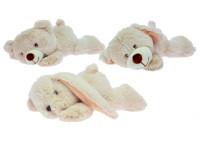 Zvieratko plyšové ležiace 22-24 cm - mix variantov či farieb