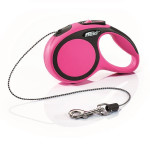 Flexi New Comfort XS lanko 3 m ružové 8 kg
