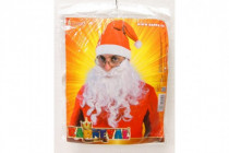 Vousy Santa v sáčku karneval