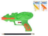 Vodní pistole 16 cm - mix barev