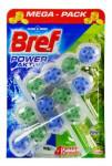 Wc čistič Bref 4 Formula Pine závěs 3x50g