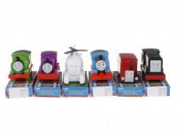 Fisher Price malé volně jezdící mašinky - mix variant či barev