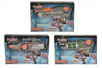 Planet Fighter zbraň 22cm - mix variant či barev
