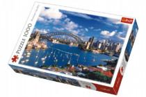 Puzzle Port Jackson, Sydney 1000 dielikov