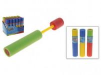 pištole striekacie na vodu 26x4,9cm detská - mix farieb