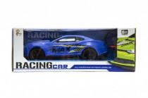 Auto RC 25cm plast zrýchľujúce 1:16 na batérie + dobíjacie pack - mix farieb