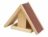 Kŕmidlo č.7 drevené prírodné