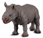 Nosorožec biely mláďa