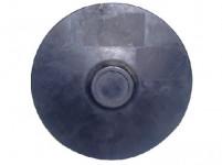kotúč gumový 124mm K7 / 180