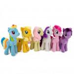 My Little Pony plyšový koník - MIX VARIANT ČI FARIEB