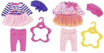 BABY born Šatičky s čiapočkou, 2 druhy - mix variantov či farieb