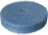Jutová stuha 4 cm x 25 m - svetlo modrá