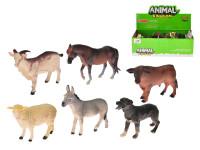 Zvířátka farma 8-10 cm - mix variant či barev