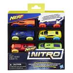 Nerf Nitro náhradné nitro 6 ks - mix variantov či farieb