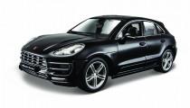 Bburago 1:24 Plus Porsche Macan Black - VÝPREDAJ