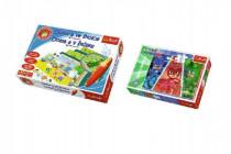 PACK Doma a v škôlke s magickým perom + Puzzle 30 dielikov grátis (mix obrázkov)