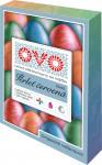 Barva na vajíčka OVO PERLEŤ 4 barvy a 1 perleťový efekt