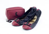 ŠTARTOVACÍ SET 4 ks  Skladacia topánky do kabelky Passion 7bdcb54394e