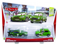 Mattel Cars2 2ks kolekce auto - mix variant či barev