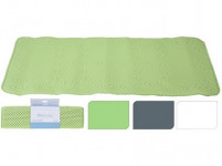 podložka kúpeľňová 91x43cm - mix farieb