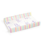 Prebaľovacia podložka 50x70, jednofarebná s potlačou, mix variantov či farieb, Cuculo - VÝPREDAJ